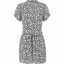 Samsoe and Samsoe Kimberley ss Ditsy floral Dress