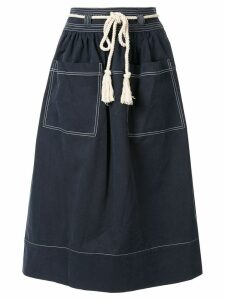 Ulla Johnson Dakota skirt - Blue