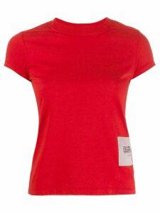 Rick Owens Larry T-shirt - Red