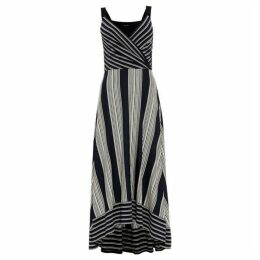 Phase Eight Maisie Striped Maxi Dress
