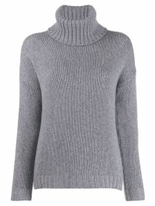 Incentive! Cashmere relaxed jumper - Grey