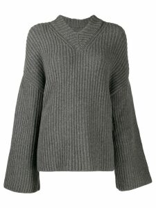 Nanushka Mello chunky jumper - Grey