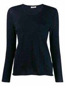 P.A.R.O.S.H. fine knit jumper - Blue