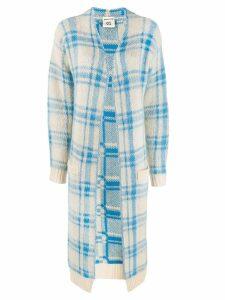 Semicouture cardigan coat - Blue