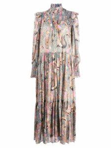 Ulla Johnson Constantine ruffled dress - NEUTRALS