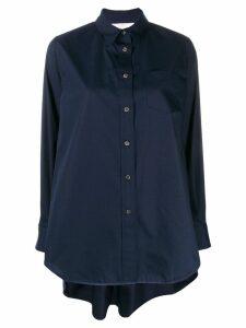 Sacai casual shirt - Blue