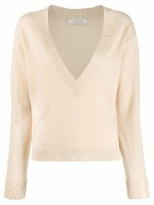 Dorothee Schumacher V-neck sweater - Pink