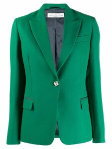 Golden Goose single buttoned blazer - Green
