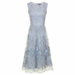 Chi Chi Embroidered Midi Dress