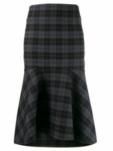 Balenciaga Godet skirt - Grey