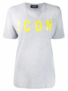 Dsquared2 Icon T-shirt - Grey