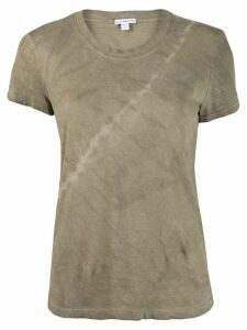 James Perse round neck T-shirt - Green