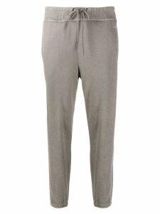 James Perse classic track pants - Neutrals