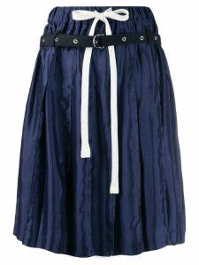 La Fetiche Bernadette skirt - Blue