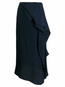 Roland Mouret Courtown skirt - Blue