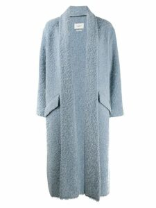 Isabel Marant Étoile oversized coat - Blue