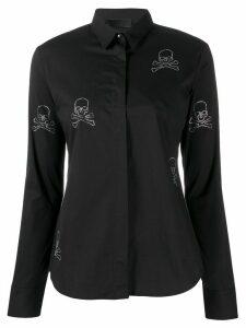 Philipp Plein Skull shirt - Black