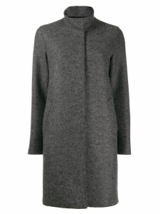 Harris Wharf London Cocoon coat - Grey