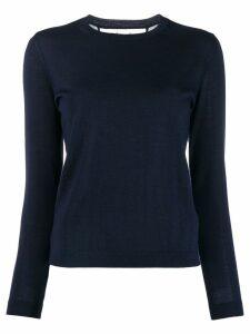 Red Valentino plain sweater - Blue
