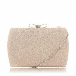 Dune Brisa Bow Clutch Bag