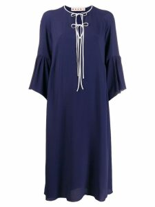 Marni Abma midi dress - Blue