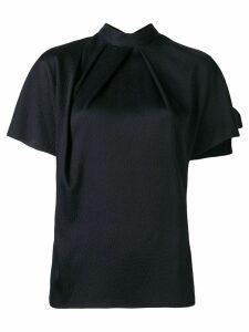 Victoria Beckham draped top - Black