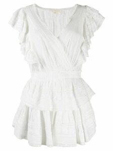Love Shack Fancy Gwen dress - White