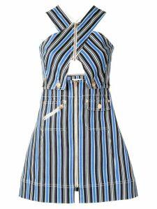 Alice Mccall Baby Please mini dress - Blue