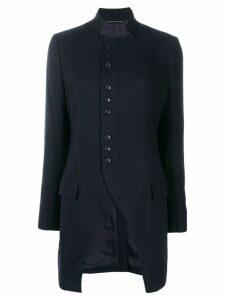 Y's tailored coat - Blue