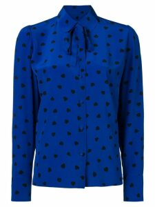 Valentino Pretty Hearts shirt - Blue