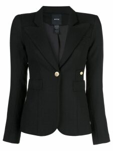Smythe single breasted blazer - Black