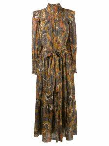 Ulla Johnson ruffle dress - Brown
