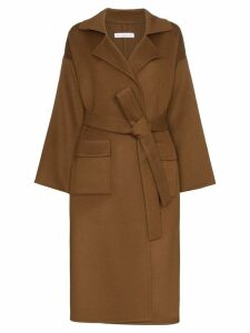 Rejina Pyo Meryl belted coat - Brown