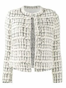 Iro Julina tweed jacket - Neutrals