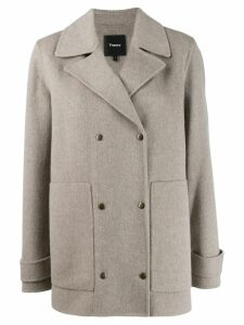 Theory military peacoat - Grey