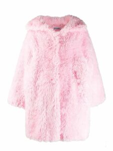 Balenciaga swing coat - Pink