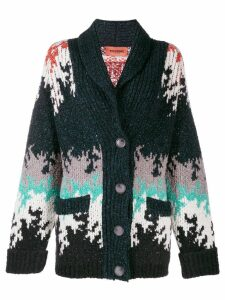 Missoni knitted cardigan - Blue