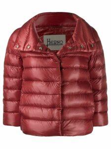 Herno Sofia padded jacket - Red