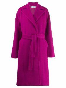 Balenciaga wrap trench - Pink