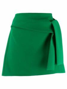P.A.R.O.S.H. tie waist skirt - Green