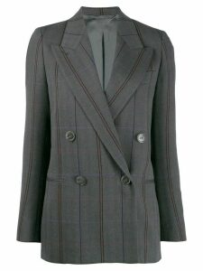 Acne Studios classic tailored blazer - Blue