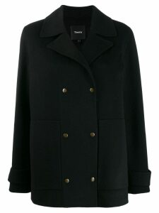 Theory military peacoat - Black