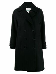 Kenzo double breasted coat - Black