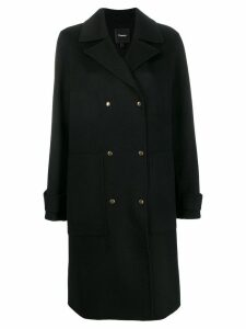 Theory military coat - Black