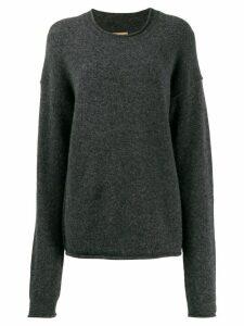 Uma Wang oversized jumper - Grey