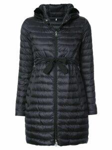 Moncler slim-fit padded jacket - Black