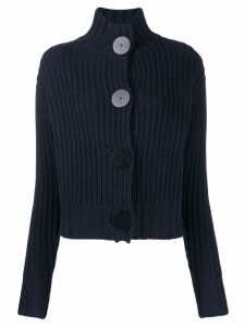 The Row button up cardigan - Blue