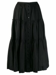 Marc Jacobs The Prairie Skirt - Black