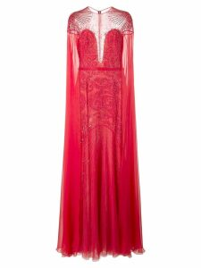 Zuhair Murad Samba gown - Red