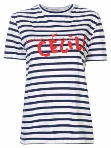 Être Cécile Cecile T-shirt - White